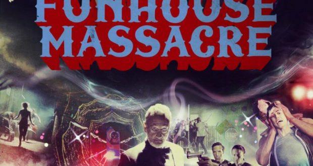"""Affiche du film """"The Funhouse Massacre"""""""
