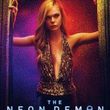 "Affiche du film ""The Neon Demon"""