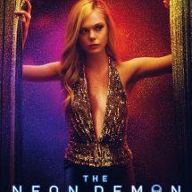 "Affiche du film ""The Neon Demon"""