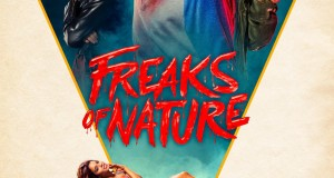 "Affiche du film ""Freaks of Nature"""