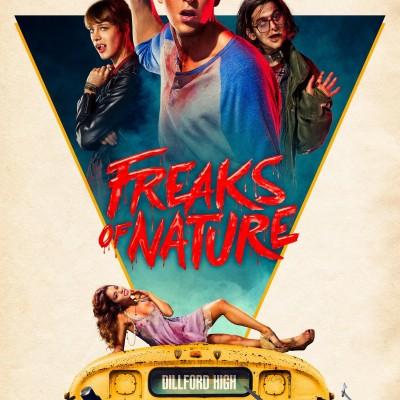 "Affiche du film ""Freaks of Nature"""