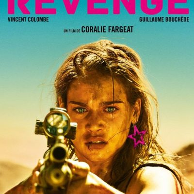 """Affiche du film """"Revenge"""""""