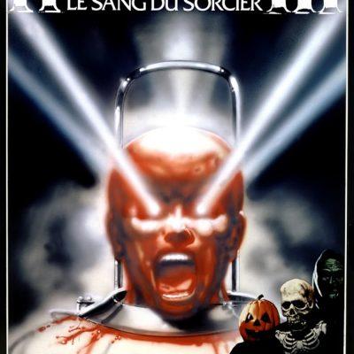 """Affiche du film """"Halloween 3 : Le Sang du sorcier"""""""