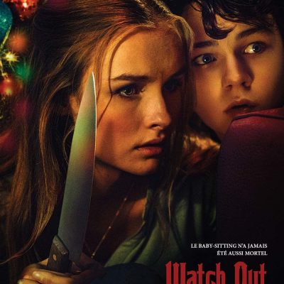 "Affiche du film ""Watch Out"""