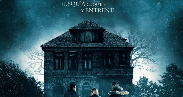 """Affiche du film """"Don't Breathe - La maison des ténèbres"""""""