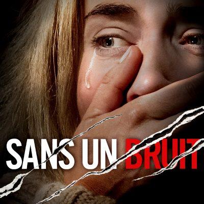 """Affiche du film """"Sans un bruit"""""""