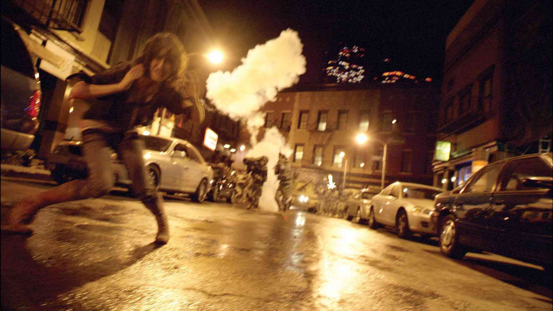 "Image du film ""Cloverfield"""