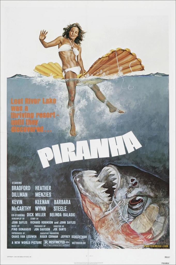 piranhaposter