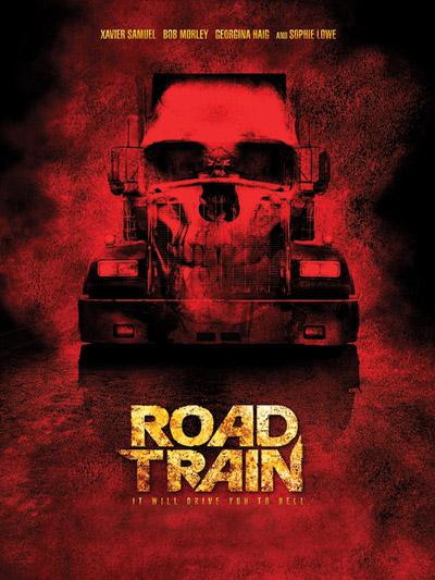 road train affiche et bande annonce