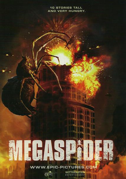 MegaSpider, l'araignée géante arrive bientôt