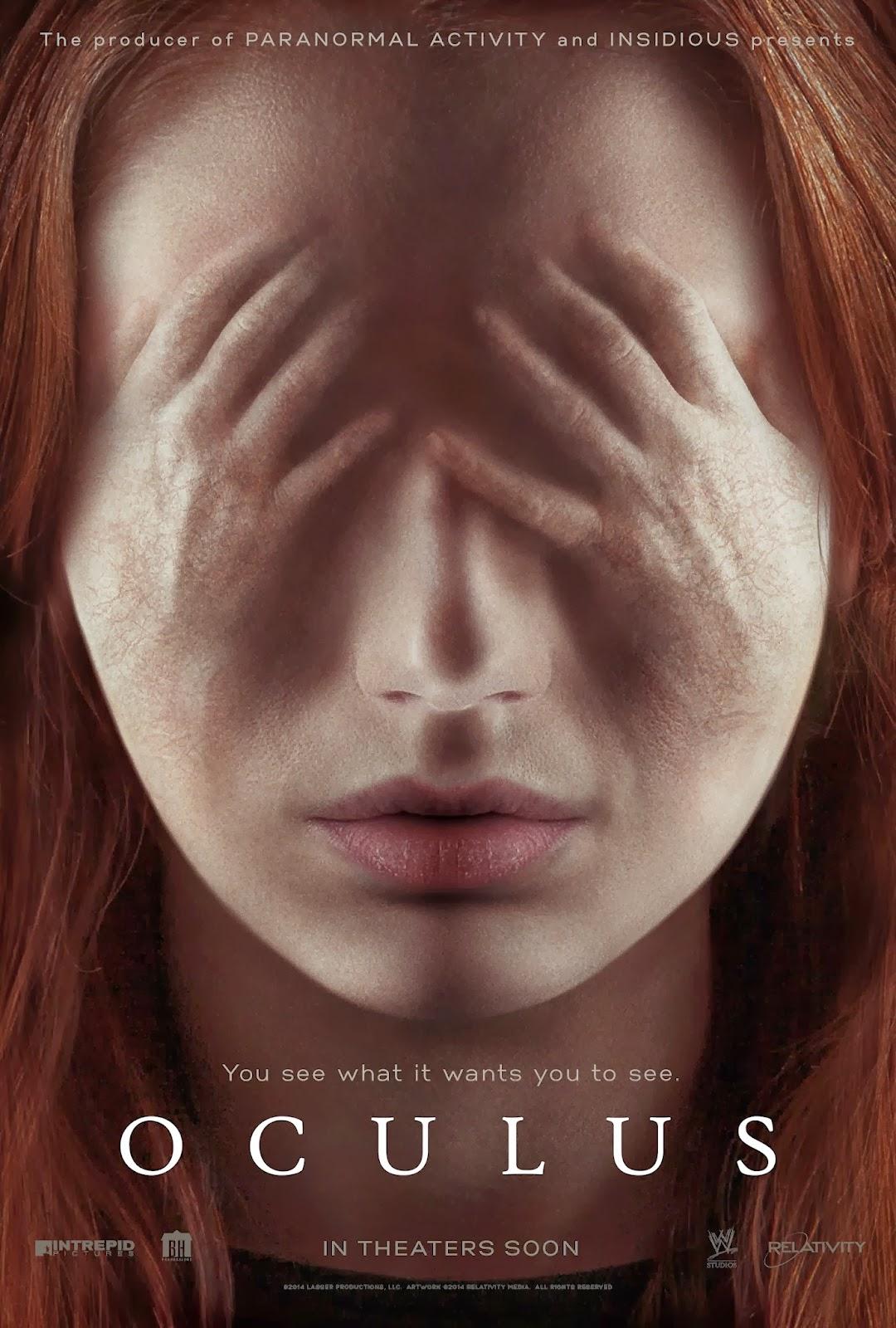 News un impressionnant teaser trailer pour oculus for Miroir film horreur