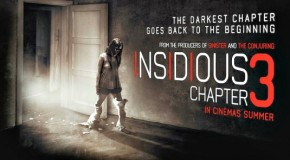 Deux nouveaux posters et trois extraits pour Insidious 3