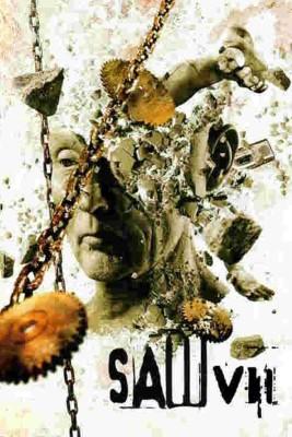 """Affiche du film """"Saw 7"""""""