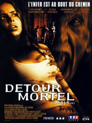 """Affiche du film """"Détour Mortel"""""""