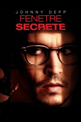 "Affiche du film ""Fenêtre secrète"""