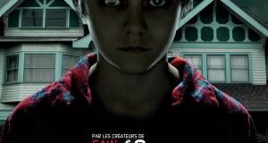 """Affiche du film """"Insidious"""""""