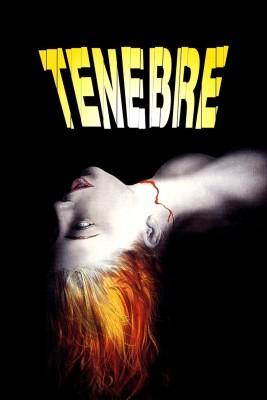 """Affiche du film """"Ténèbres"""""""