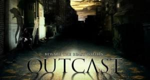 """Affiche du film """"Outcast"""""""