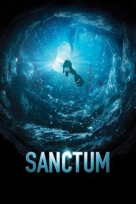 "Affiche du film ""Sanctum"""