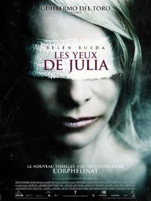 """Affiche du film """"Les yeux de Julia"""""""