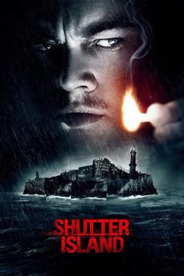 "Affiche du film ""Shutter Island"""