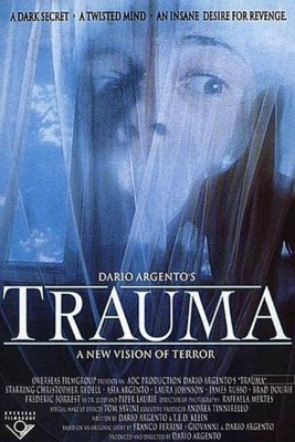 """Affiche du film """"Trauma"""""""