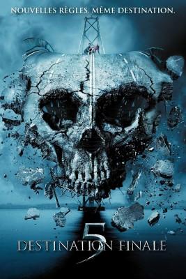 """Affiche du film """"Destination Finale 5"""""""