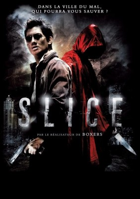"Affiche du film ""Slice"""