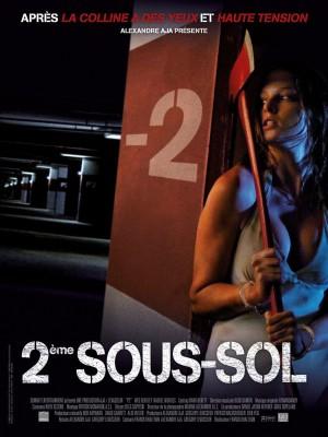 """Affiche du film """"2ème sous-sol"""""""