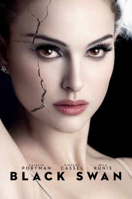 "Affiche du film ""Black Swan"""
