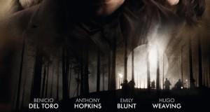 "Affiche du film ""Wolfman"""