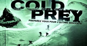 "Affiche du film ""Cold Prey"""