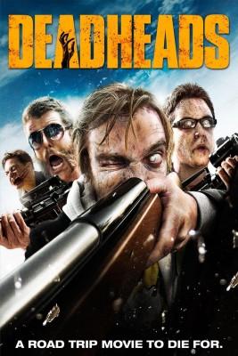 "Affiche du film ""DeadHeads"""