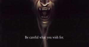 """Affiche du film """"Wishmaster"""""""