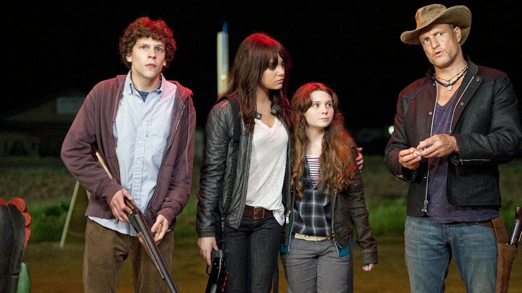 """Image du film """"Bienvenue à Zombieland"""""""