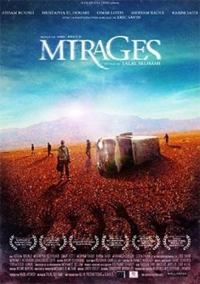 """Affiche du film """"Mirages"""""""
