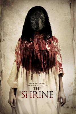 "Affiche du film ""The Shrine"""
