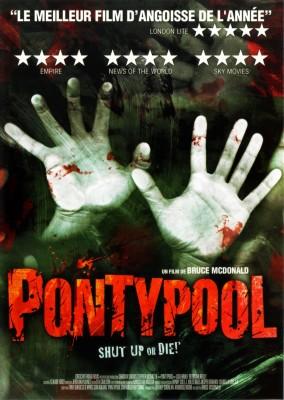 """Affiche du film """"Pontypool"""""""