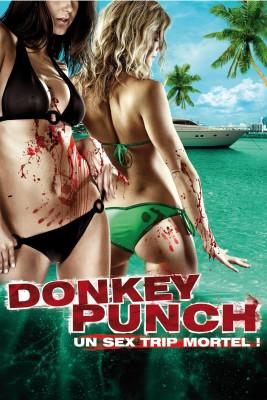 """Affiche du film """"Donkey Punch"""""""