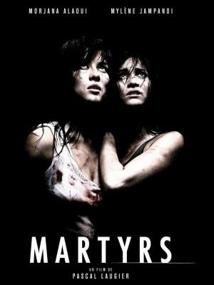 """Affiche du film """"Martyrs"""""""
