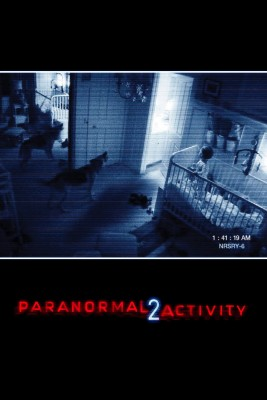 "Affiche du film ""Paranormal Activity 2"""