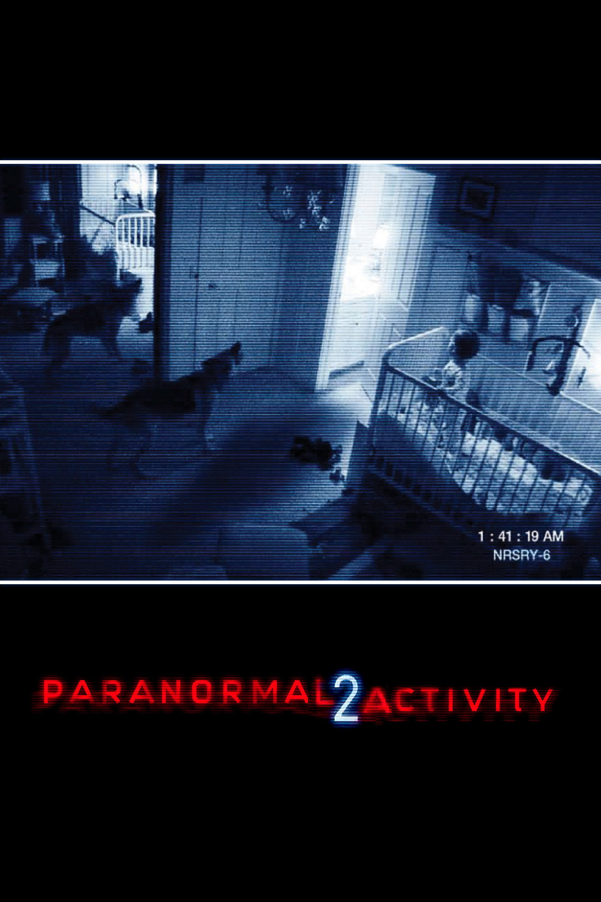 paranormal activity films