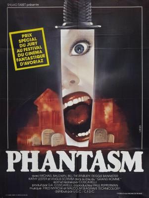 "Affiche du film ""Phantasm"""