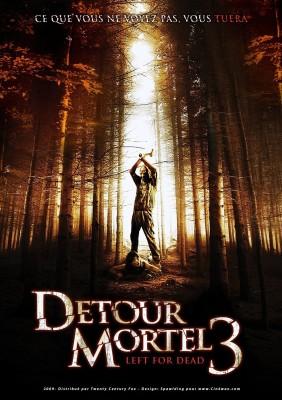 """Affiche du film """"Détour Mortel 3"""""""