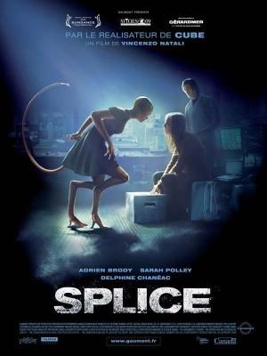 "Affiche du film ""Splice"""