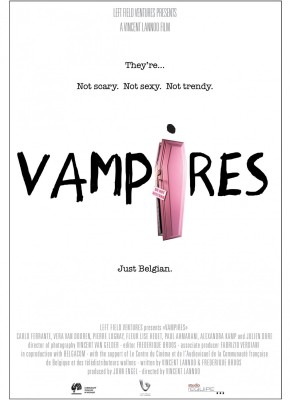 "Affiche du film ""Vampires"""