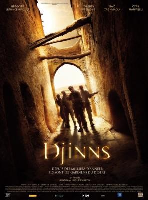 """Affiche du film """"Djinns"""""""
