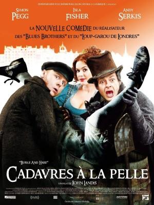"""Affiche du film """"Cadavres à la Pelle"""""""