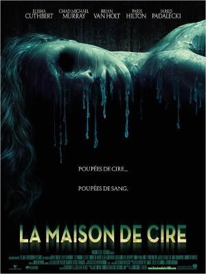 """Affiche du film """"La Maison de cire"""""""