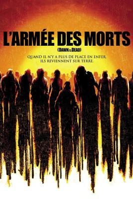 """Affiche du film """"L'Armée des morts"""""""